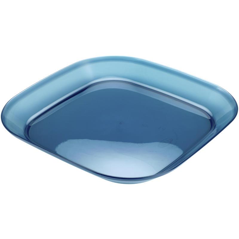Assiette Infinity Bleu