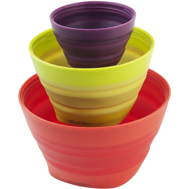 Collapsible Bowl Set