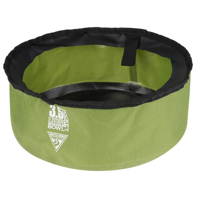 Pocket Bowl Green