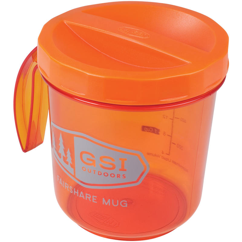 Tasse FairShare Orange