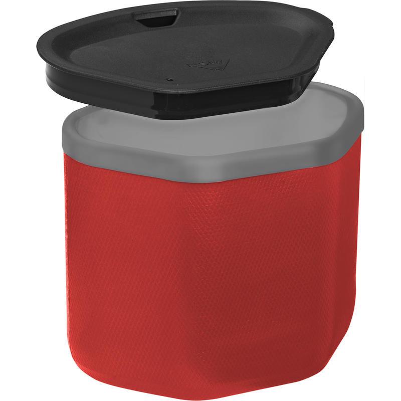 Insulated Mug Red