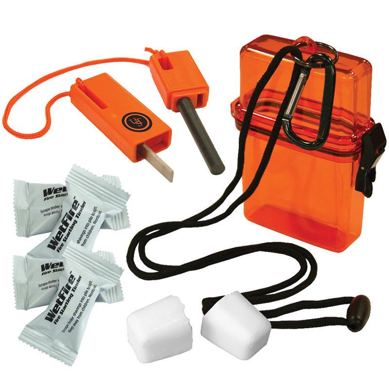 Fire Starter Kit 1.0 Orange