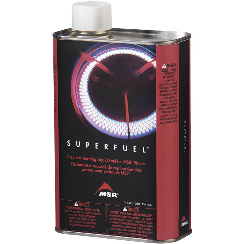 Bouteille de naphte SuperFuel