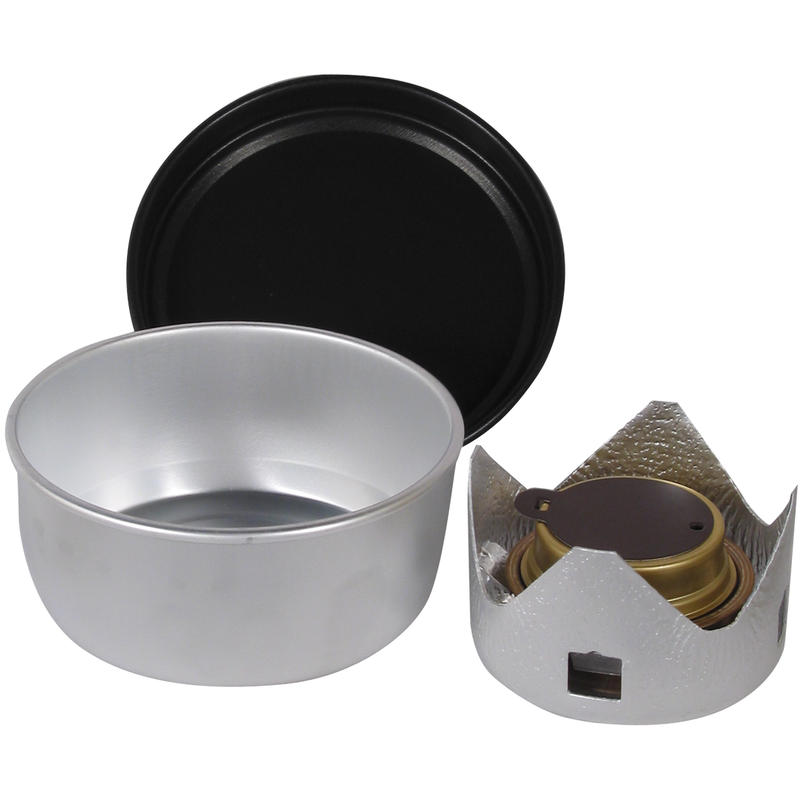 Mini Stove with Cookset