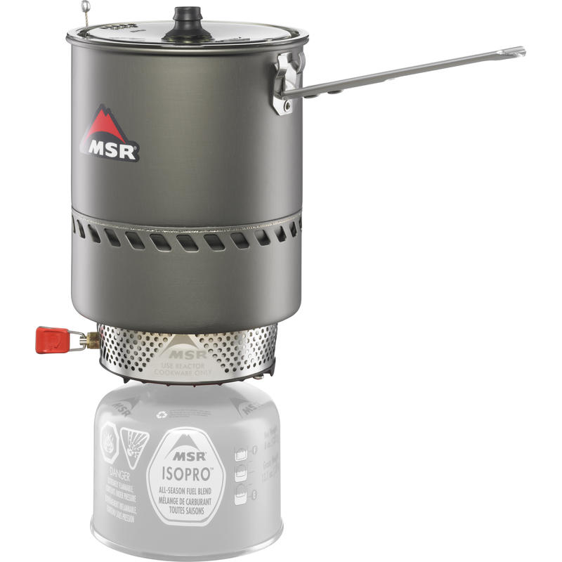 Reactor 1.7L Stove System
