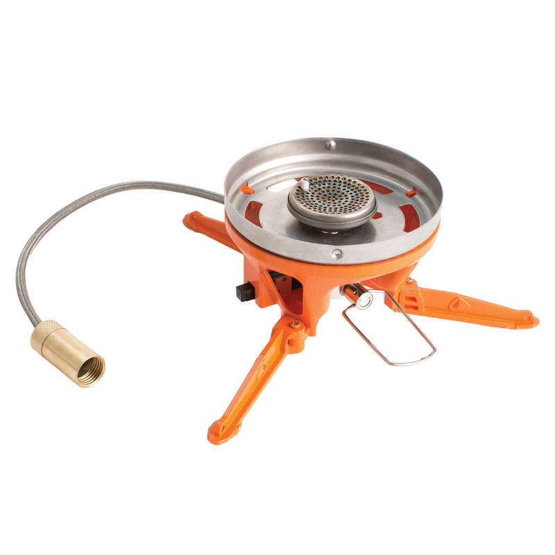 Luna Satellite Burner Orange