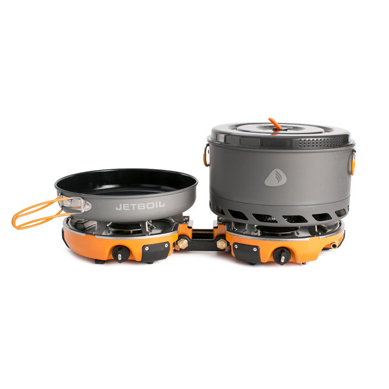 Système de cuisine de camping Genesis Orange