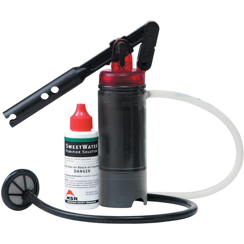 Système de purification microfiltre SweetWater
