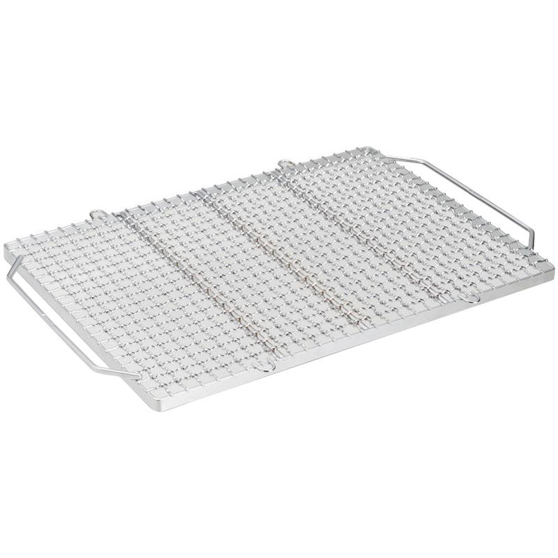 Pack& Carry Fireplace Stainless Grill Net L