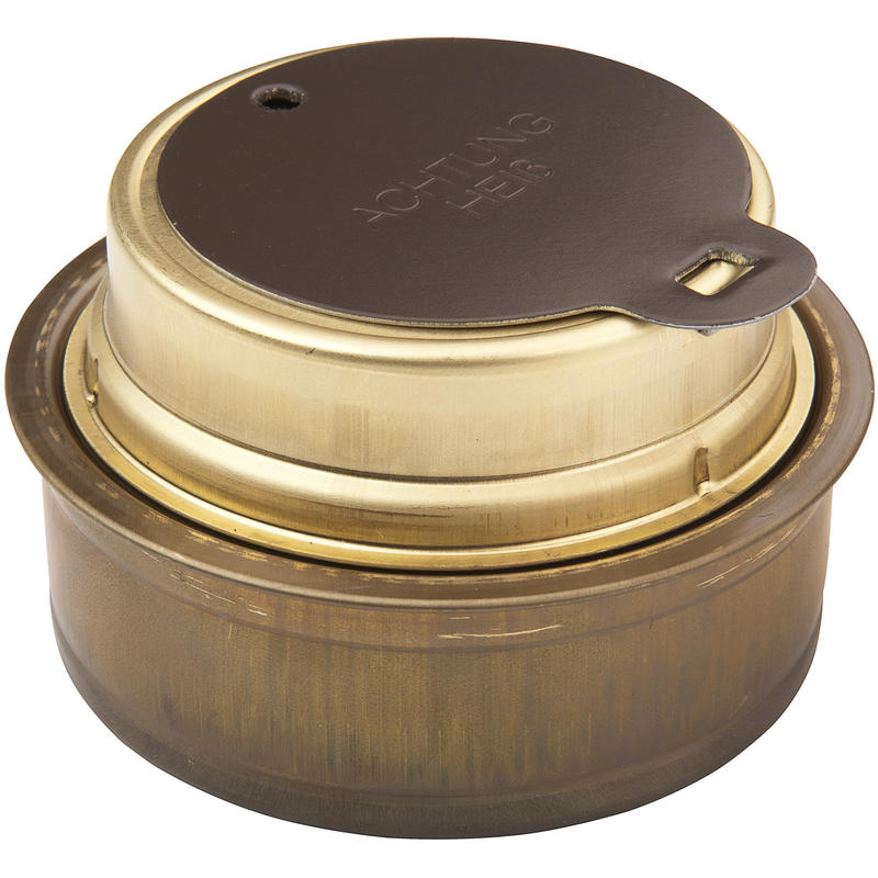 how to use a trangia stove