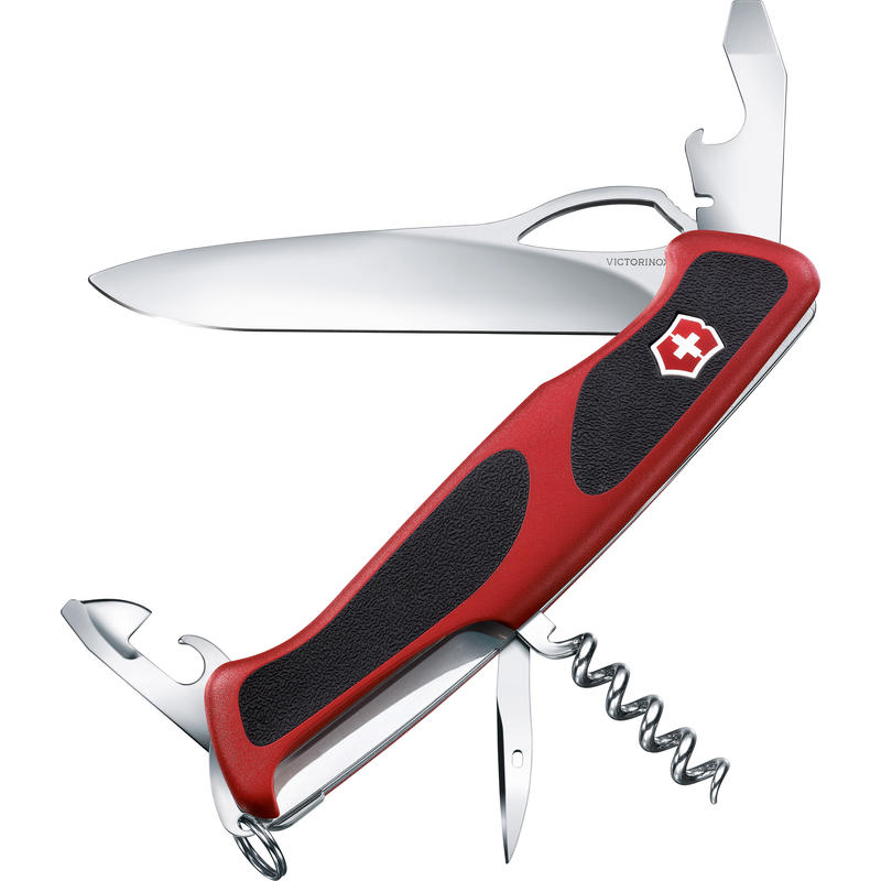 Couteau RangerGrip 61 Rouge