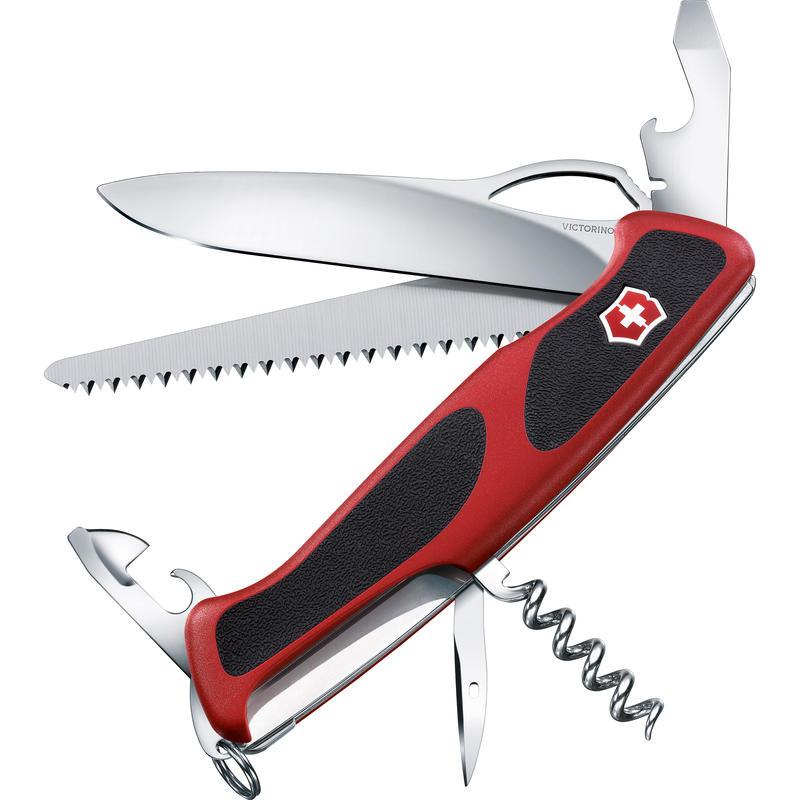 Couteau RangerGrip 79 Rouge