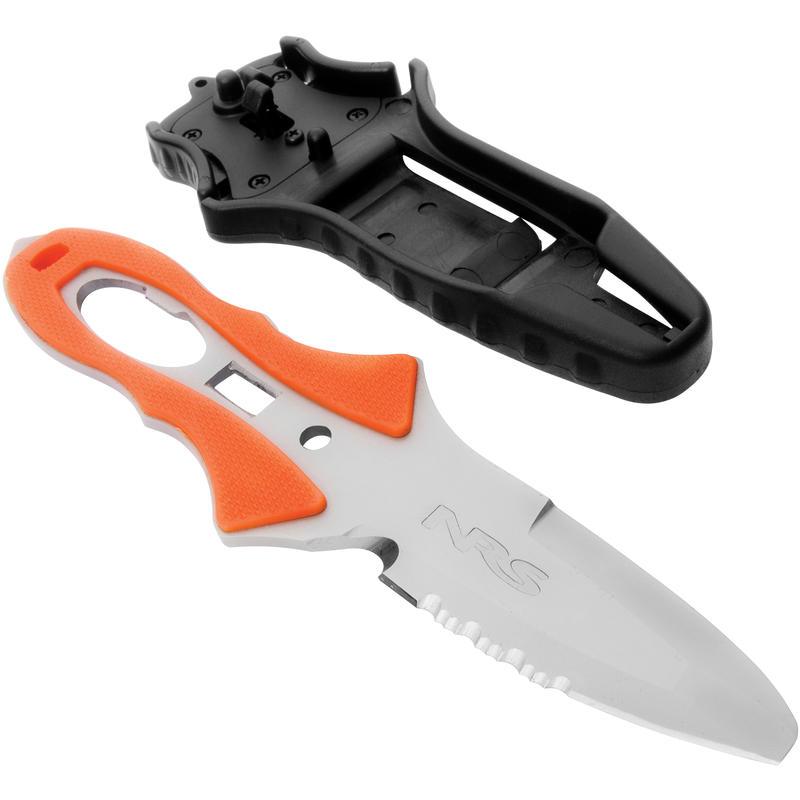 Couteau Pilot Orange