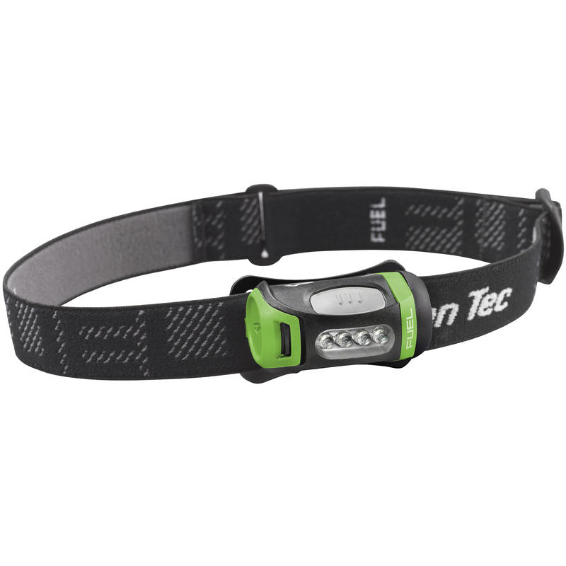 Fuel 4 Headlamp Black/Green
