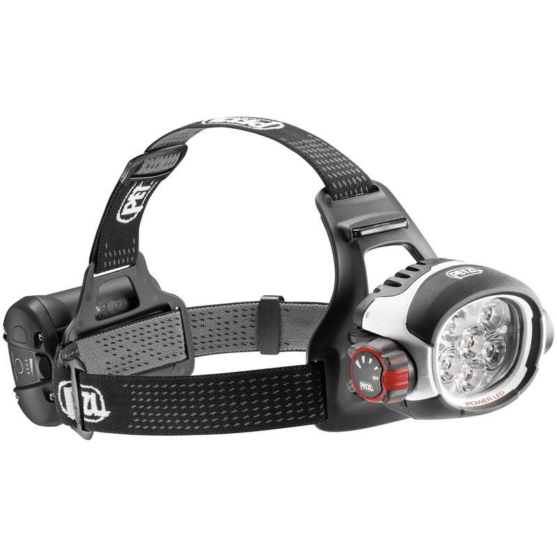 Ultra Rush Headlamp Black/White
