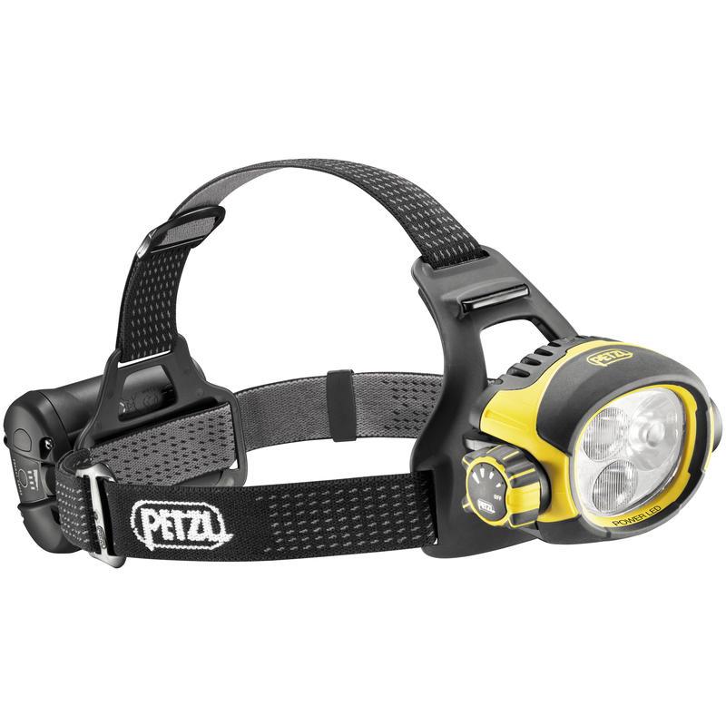 Lampe frontale Ultra Vario Jaune/Noir