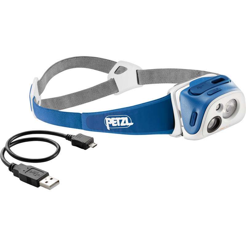 Lampe frontale Tikka R+ Bleu