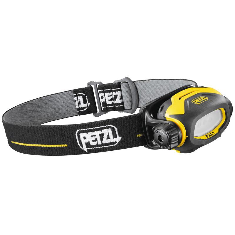 Pixa 1 Headlamp Black/Yellow
