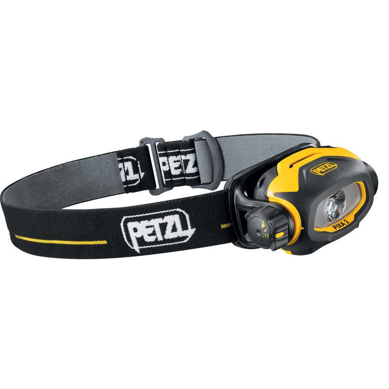 Pixa 2 Headlamp Black/Yellow