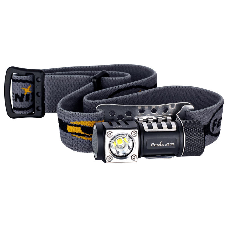 HL50 Headlamp Black
