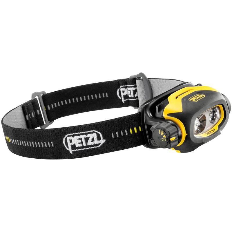 Pixa 3R Headlamp Black/Yellow