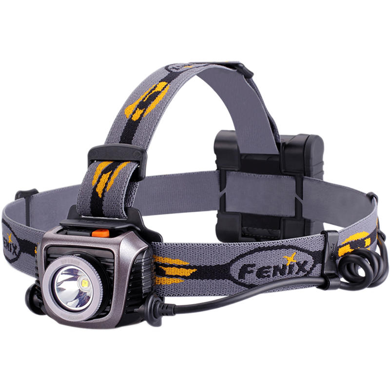 HP15 Ultimate Edt. Expedition Headlamp Iron Grey