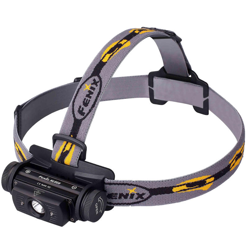 HL60R Headlamp Black