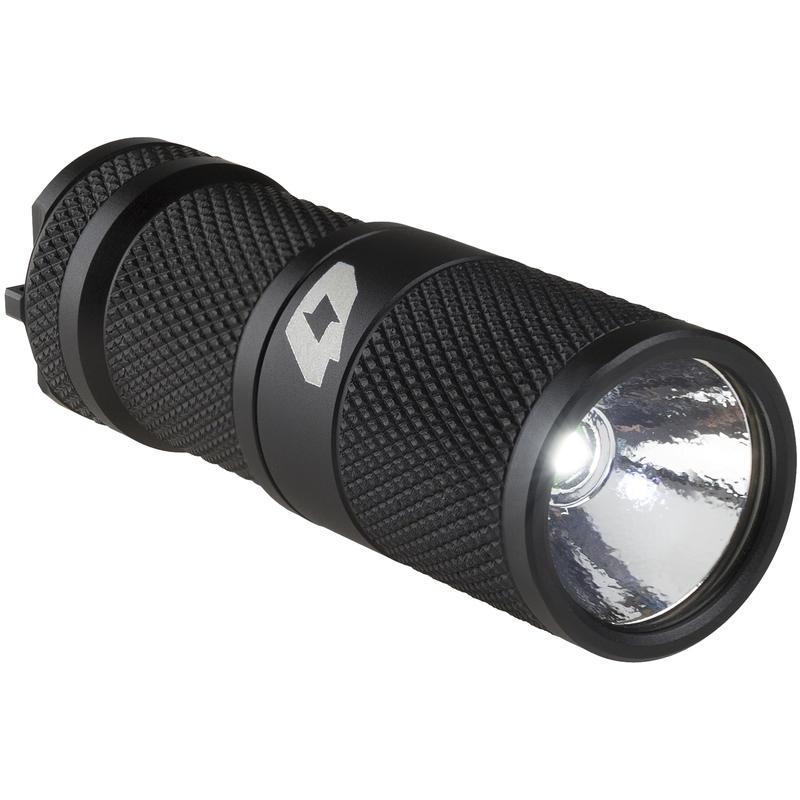 Mini ML LED Flashlight Black