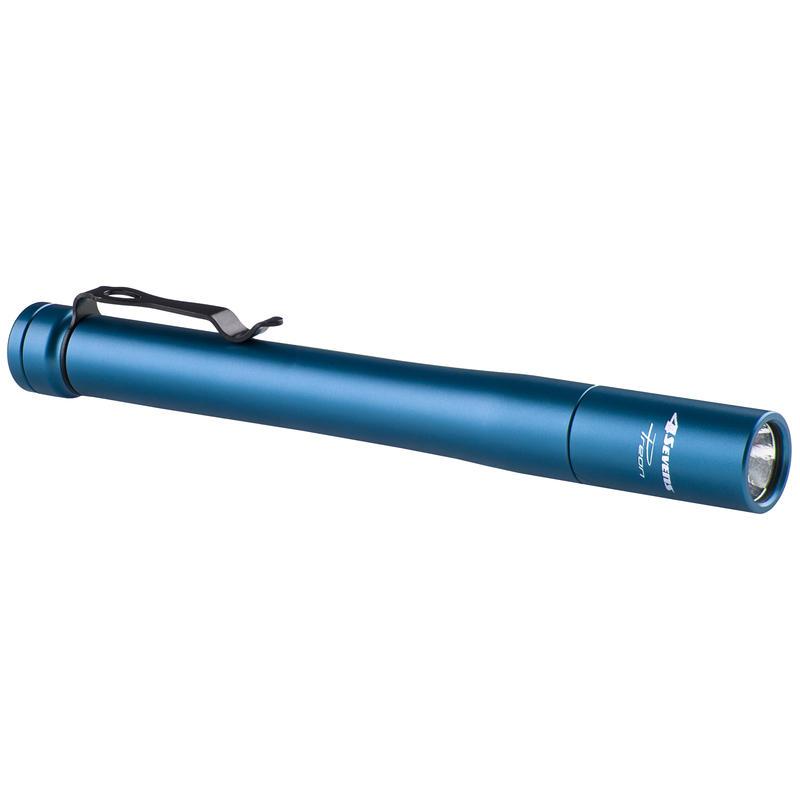 Lampe de poche à DEL Preon P2 Bleu