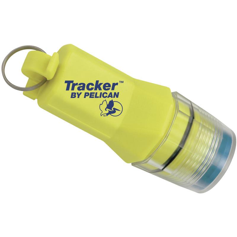 Tracker 2140 Flashlight Yellow