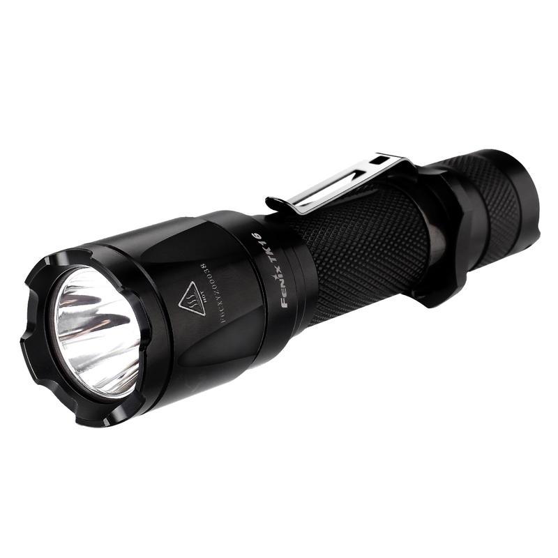 Lampe de poche TK16 Noir