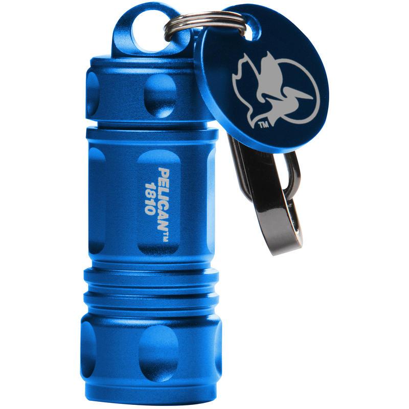 1810 LED Keychain Light Blue