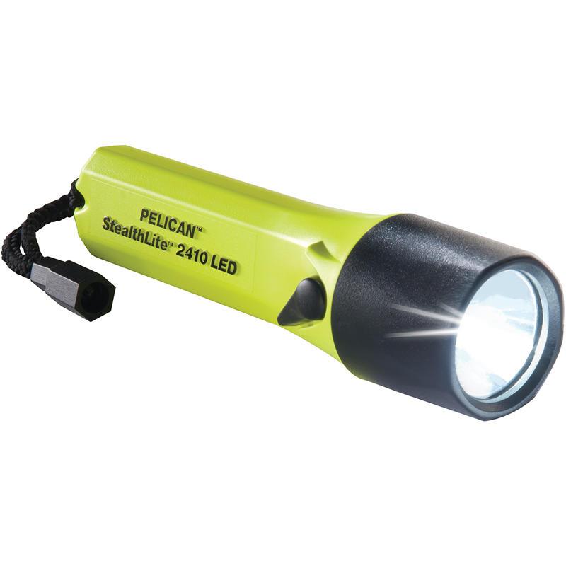 Lampe de poche Stealthlite 2410V3 Jaune
