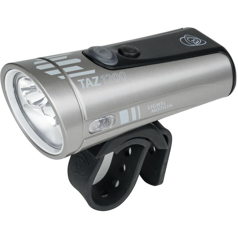 Taz 1200 LED Light Titanium