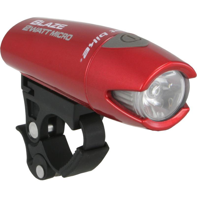 Blaze 2 Watt Micro LED Front Light Red