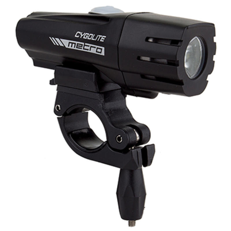 Metro 550 USB Front Light Black