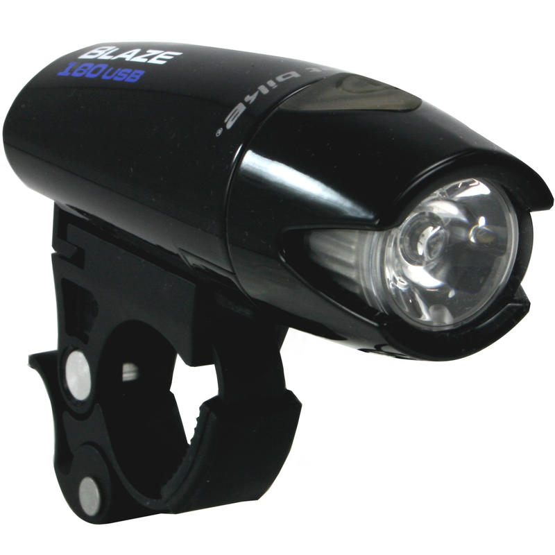 Blaze 180 USB Front Light Black