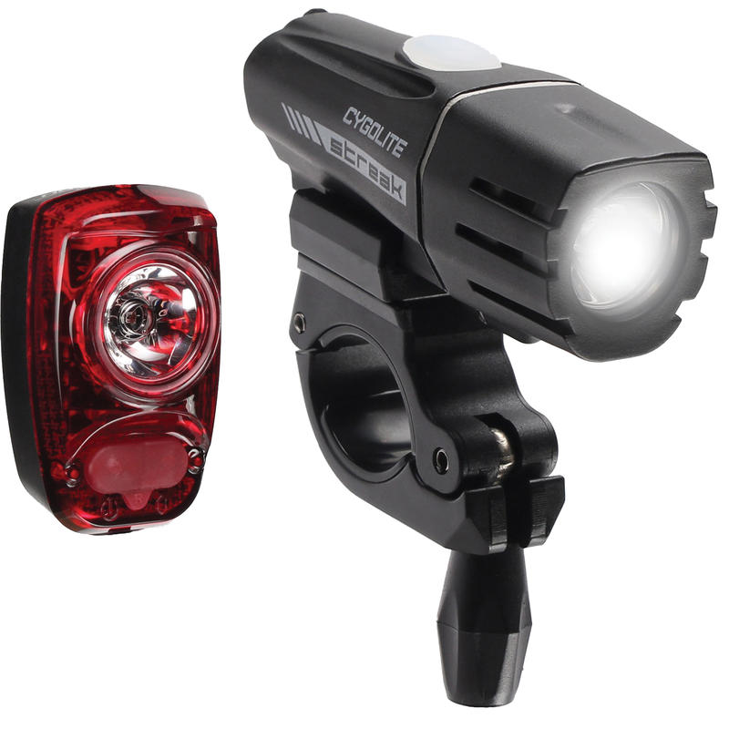 Streak 350/Hotshot SL Combo lightset Black