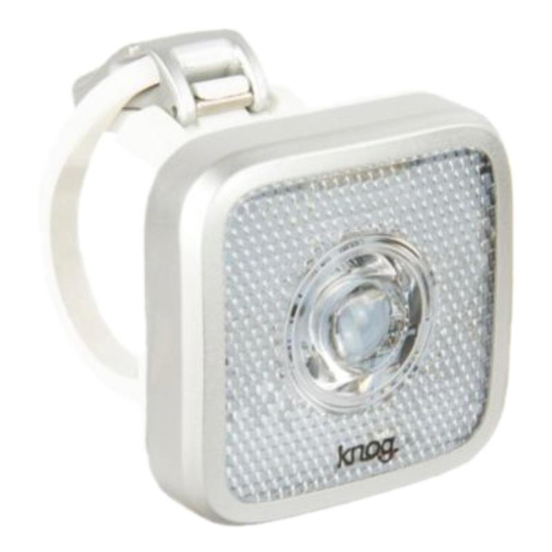 Blinder Mob Eyeballer USB Front Light Silver