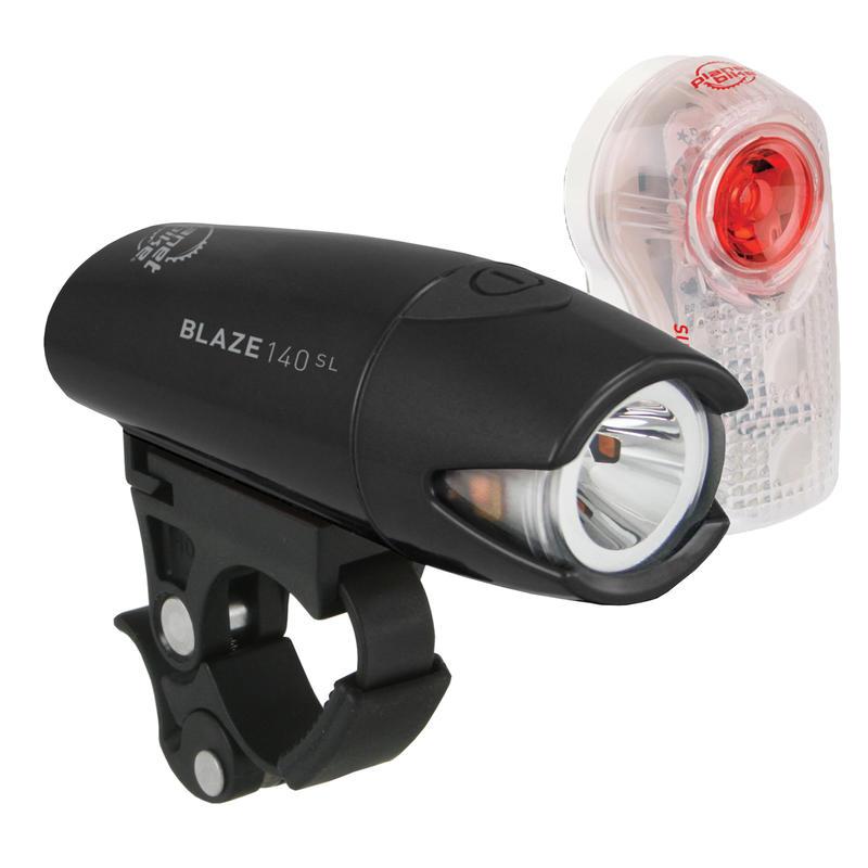 Ensemble phare-feu Blaze 140SL/Superflash Turbo