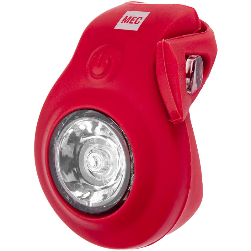 Plasma USB Red LED Rear Light Red