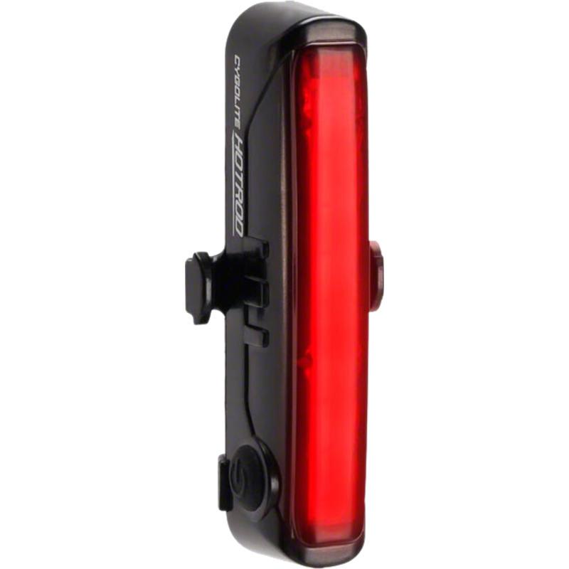 Feu arrière Hotrod 50 USB Noir/Rouge