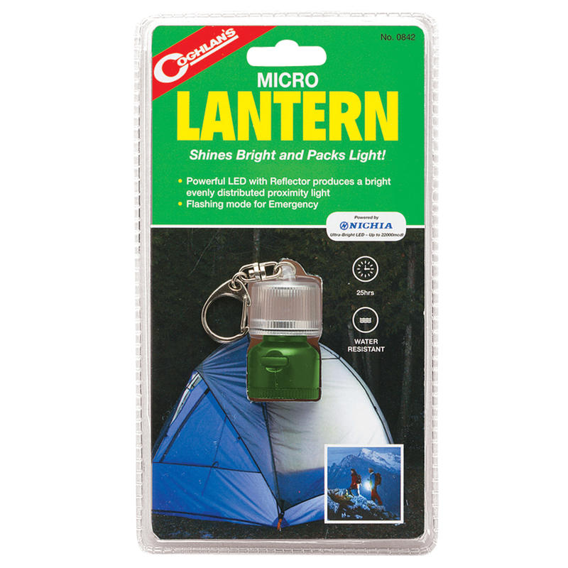 LED Micro Lantern Assorted