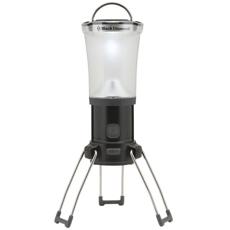 Apollo Lantern 80 Lumens Matte Black