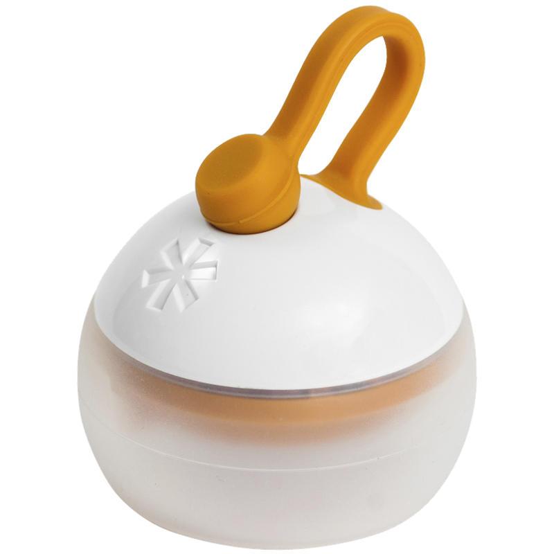 Lanterne à DEL miniHozuki Blanc/Orange