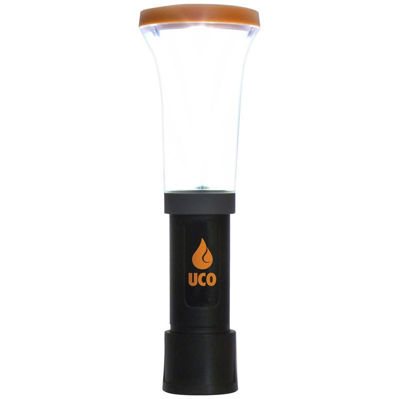 Lanterne à DEL Clarus Orange