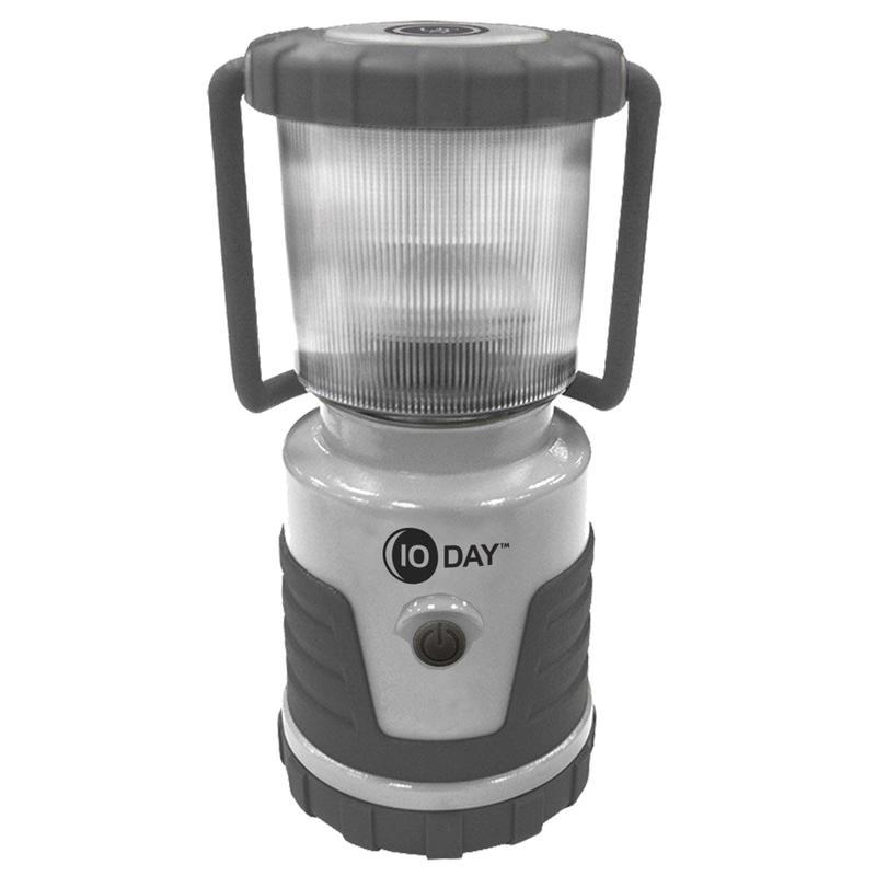 Lanterne 10 Day Titane