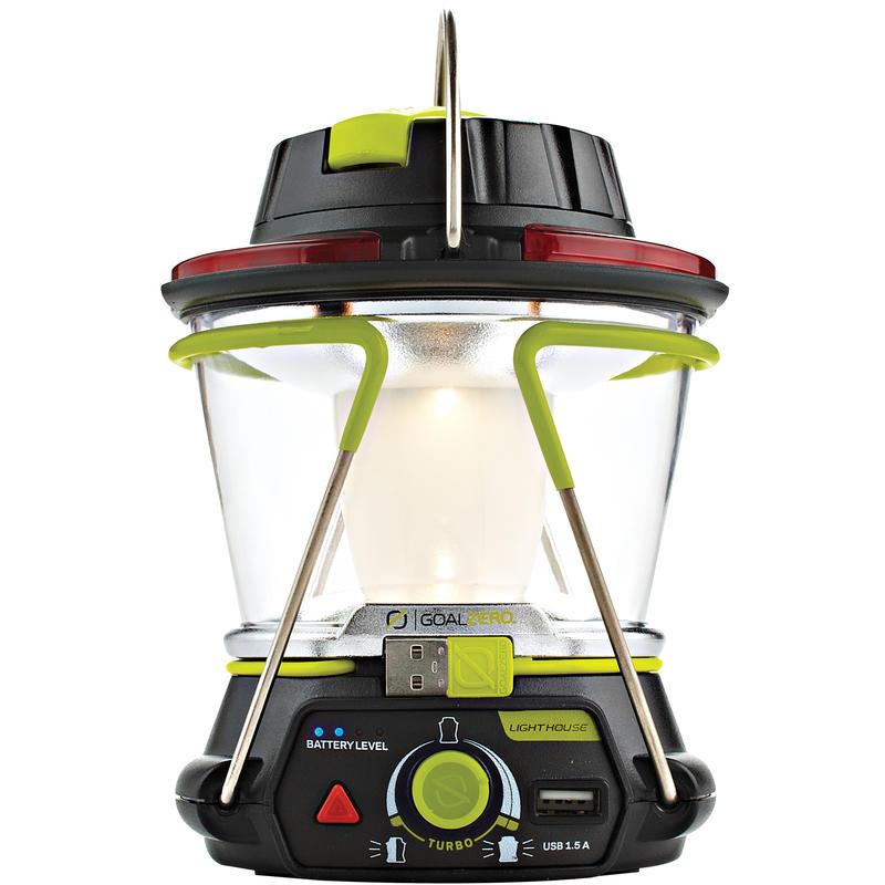 Lanterne Lighthouse 250 avec port de recharge USB