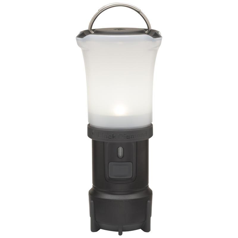 Voyager LED Lantern Matte Black