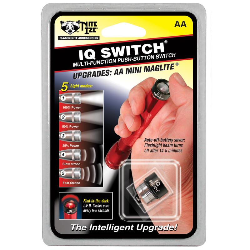 Lampe I.Q. Switch